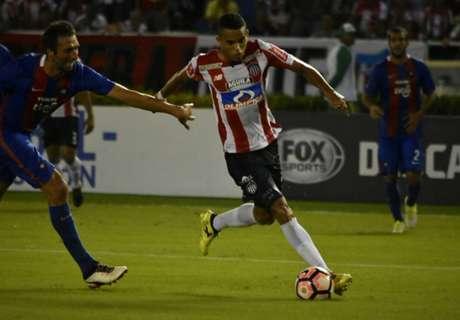 Luis Díaz pone a soñar al Junior con la clasificación