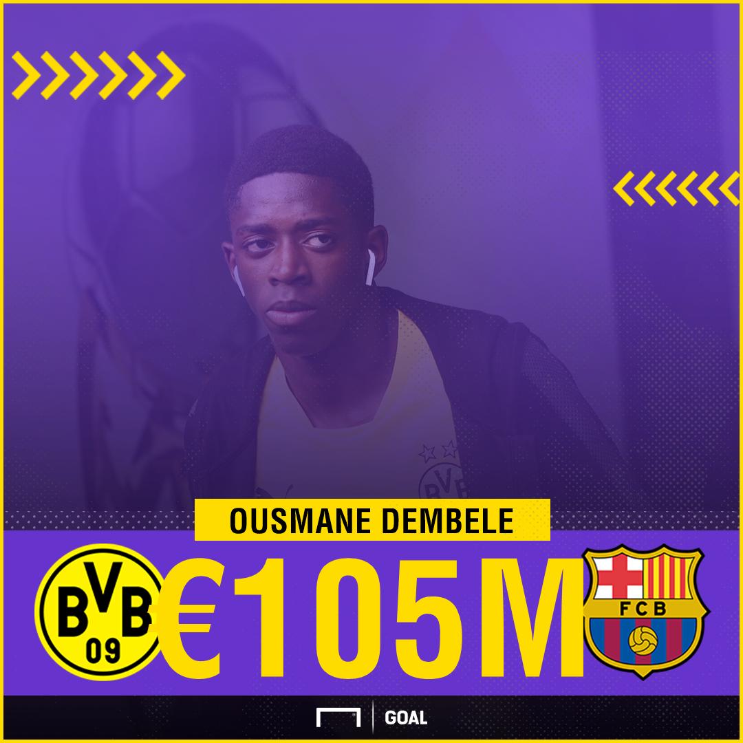 Ousmane Dembele PS