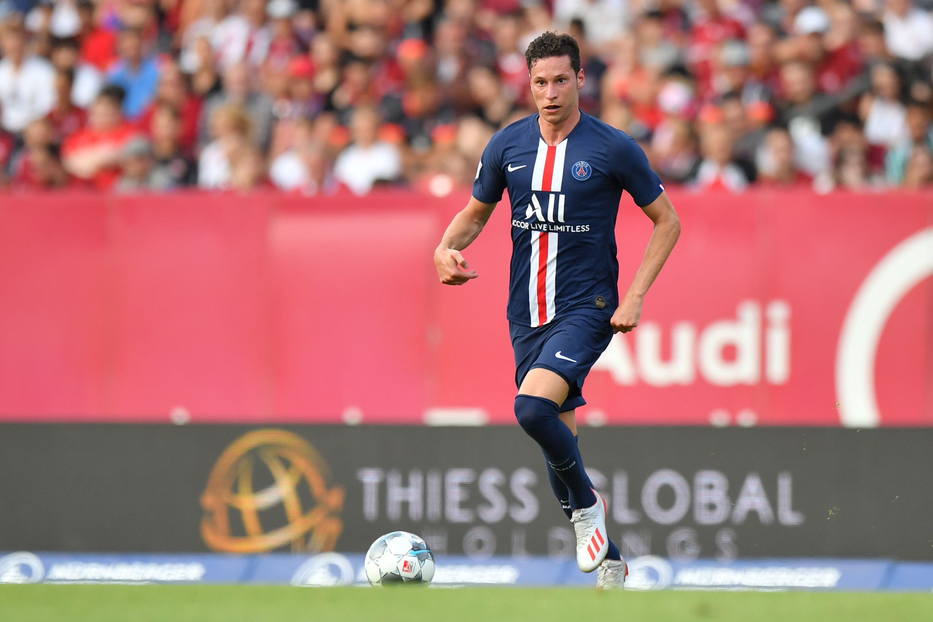 VIDEO - Draxler reste énigmatique sur l'avenir de Neymar