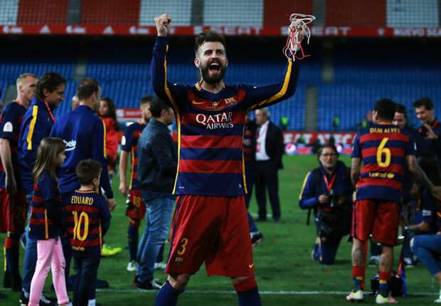 Barcelona's Copa del Rey final to be last game played at Vicente Calderon