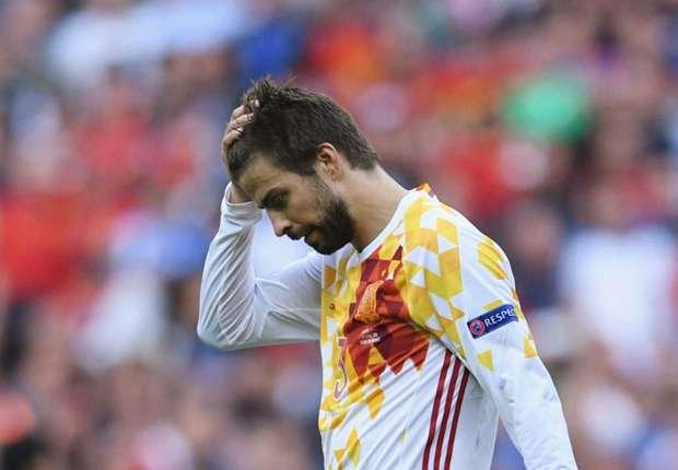 Gerard Pique naglasio je da je vrlo blizak s Ramosom