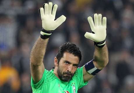 Buffon: There won't be another 1000!