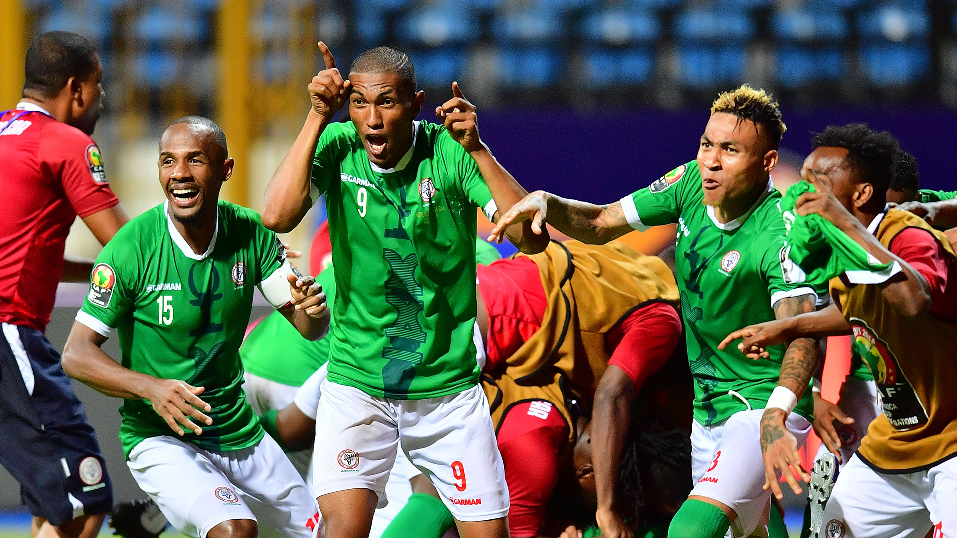 Video: Five surprises at Afon 2019