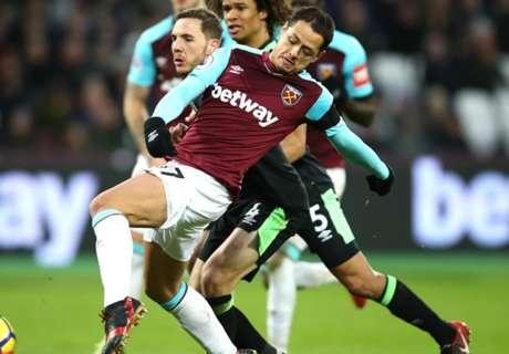 Moyes tackles Chicharito transfer talk