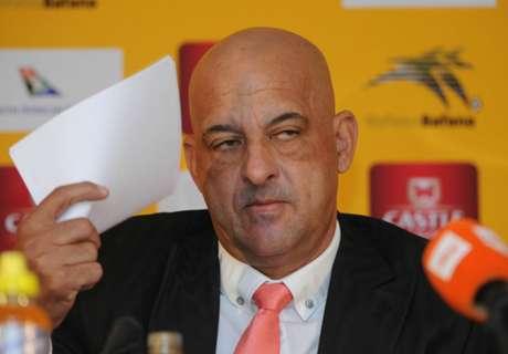 Da Gama pleased with SA performance