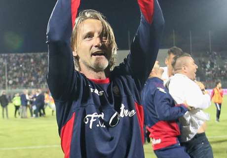 Crotone boss ready for 800-mile forfeit