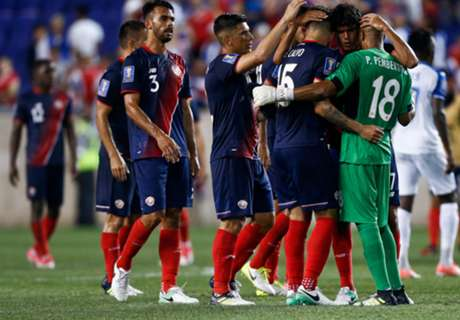 ประเดิมแจ่ม! คอสตาริกาอาเรียลเฉือนฮอนดูรัส 1-0 ชิงแชมป์คอนคาเคฟ