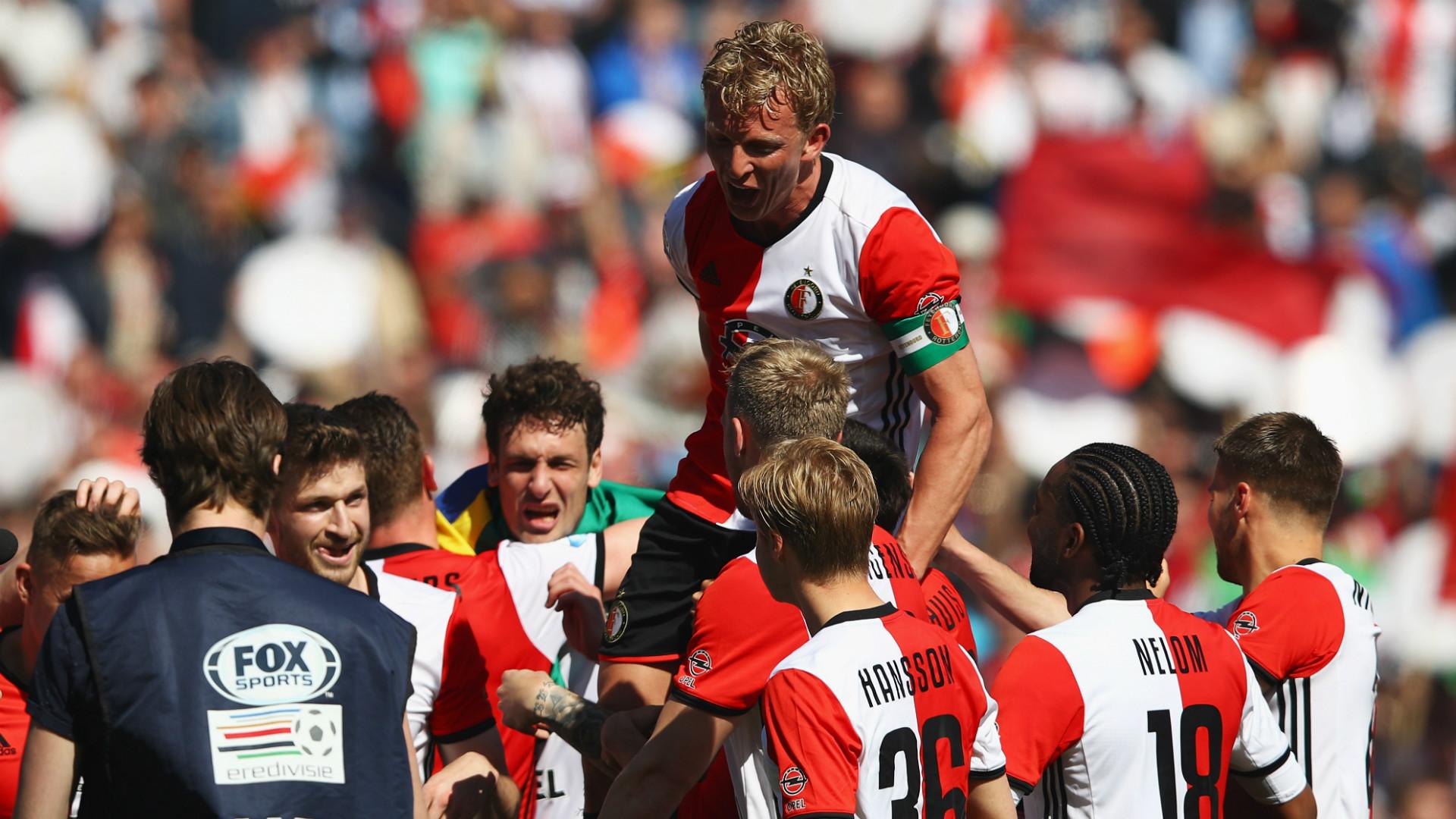 HD Dirk Kuyt Feyenoord