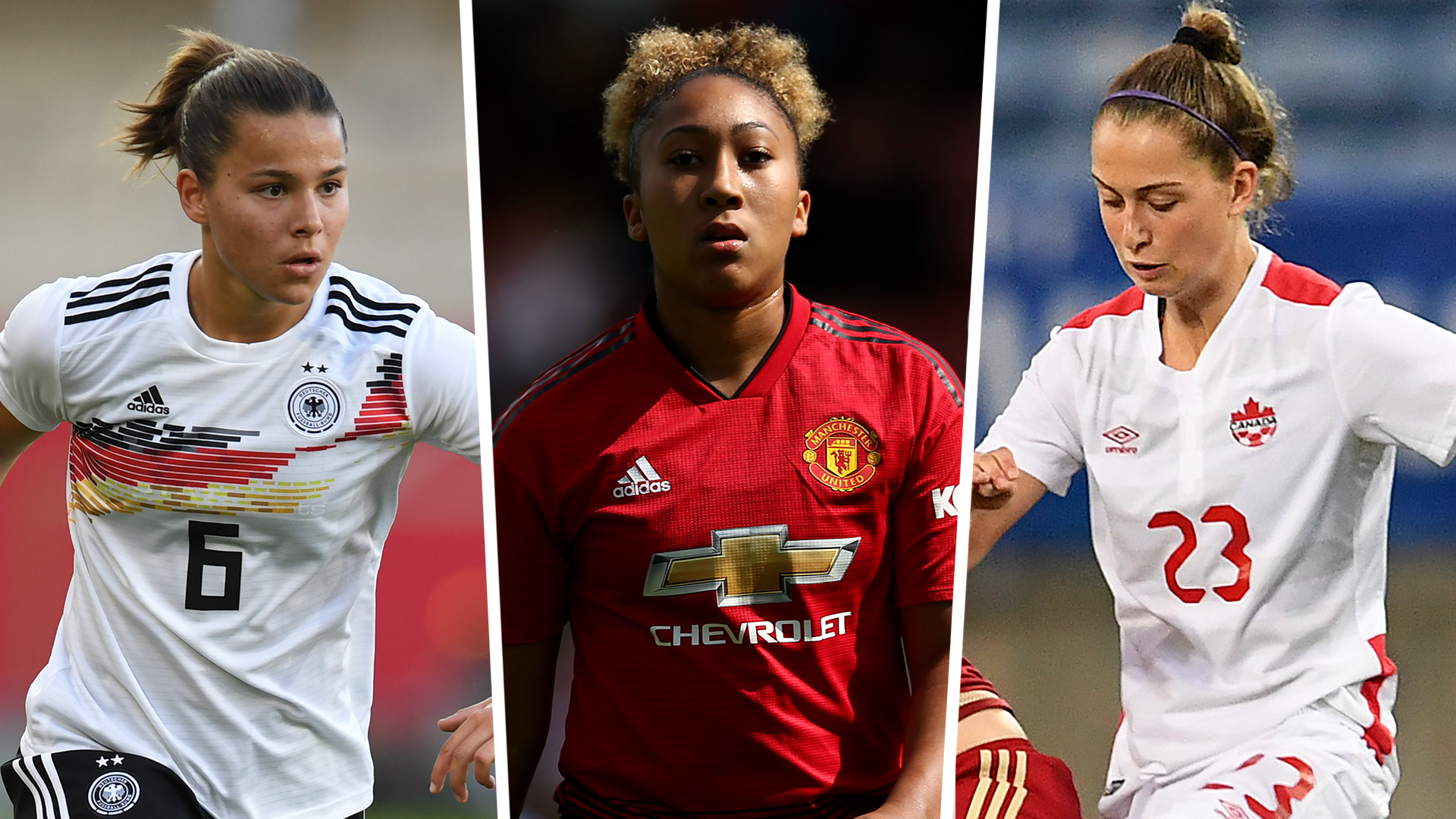 Oberdorf, Huitema & 15 teenage stars to watch out for in Europe in 2019-20