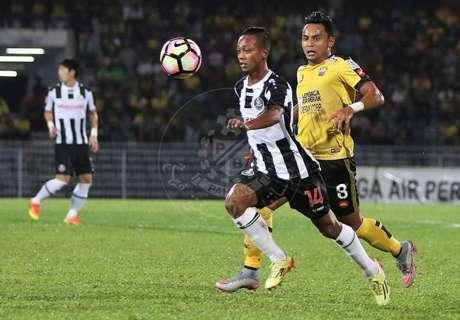 REPORT: Pahang 2 Selangor 2