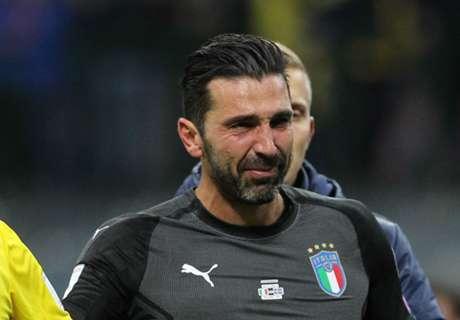 'Buffon je izgledao kao da je obolio'
