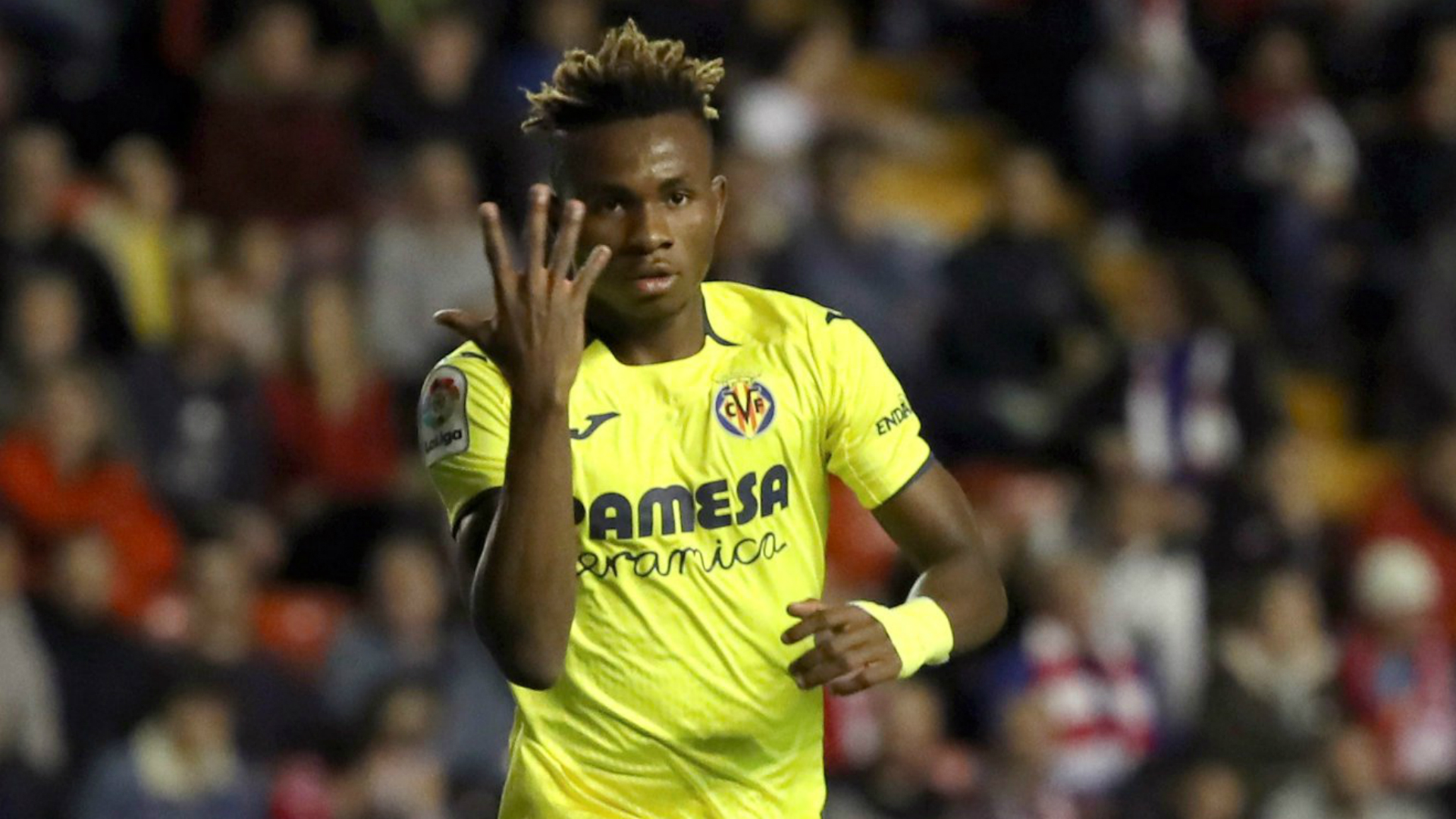 Chukwueze helps Villarreal overcome Real Valladolid