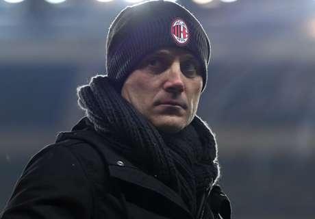 Montella Persembahkan Kemenangan Milan Untuk Berlusconi
