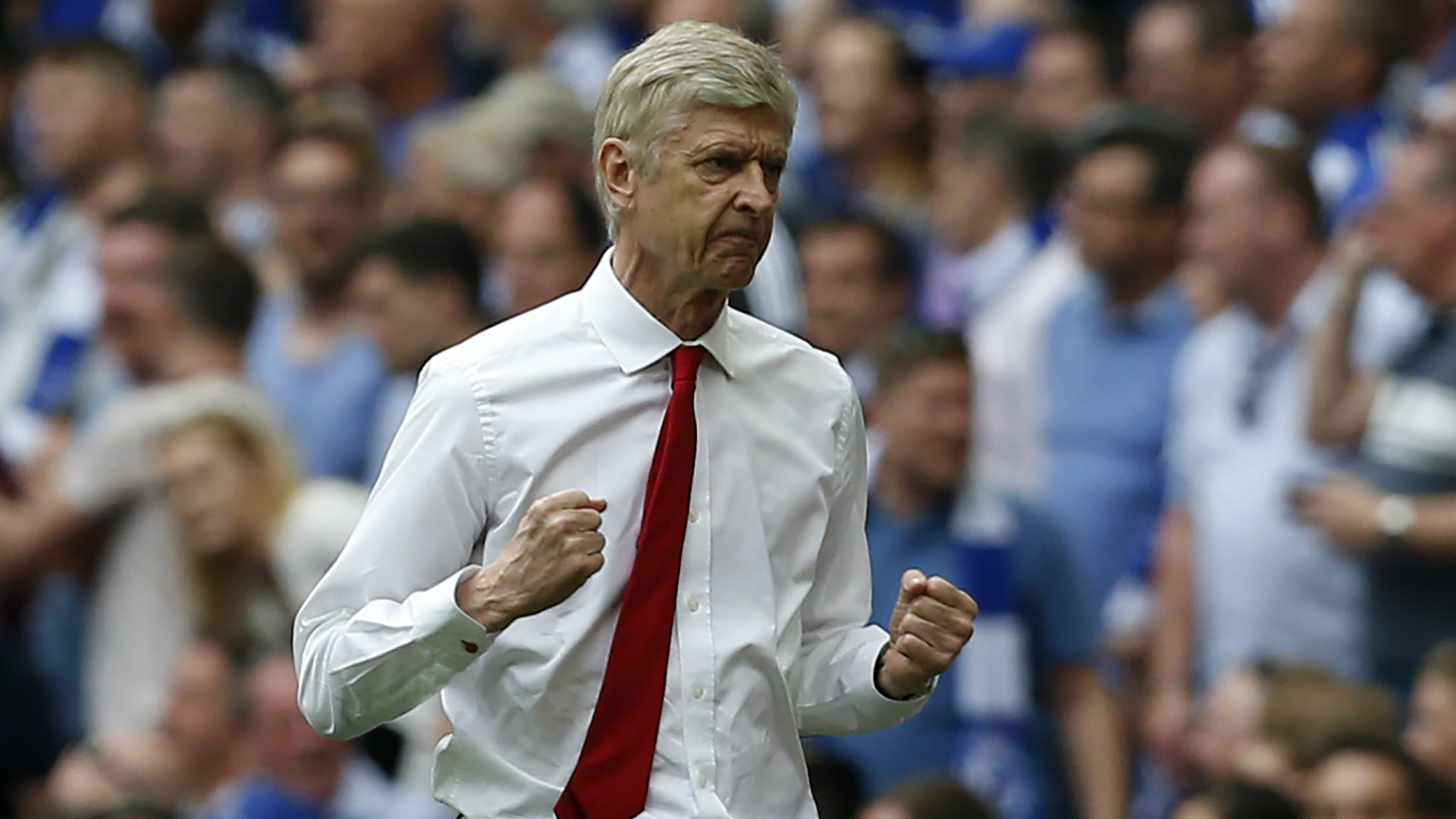 Two more years! Arsene Wenger's contract extension