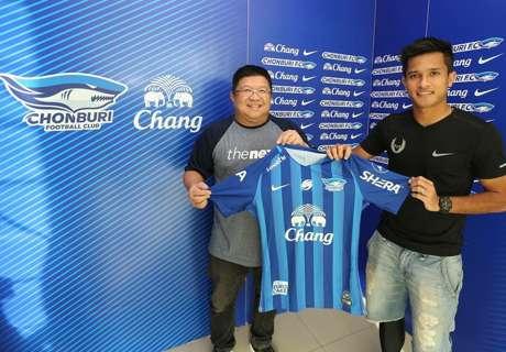 Singaporean midfielder seals move to Thai League