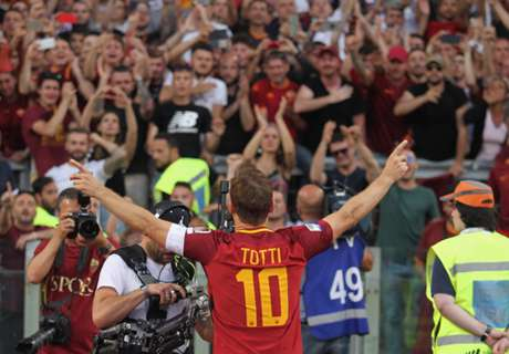 Totti Day: The legend bids farewell