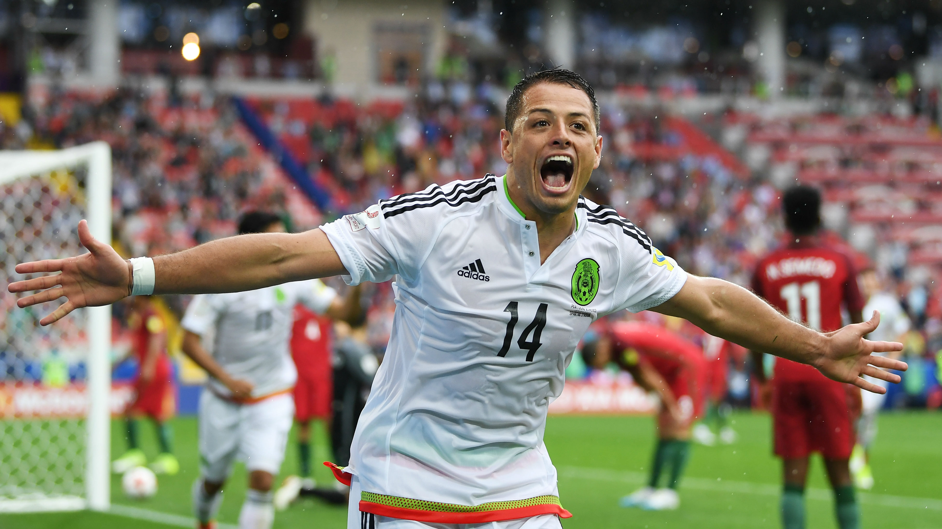 Mexico's 2018 World Cup Roster: Who Joins Chicharito