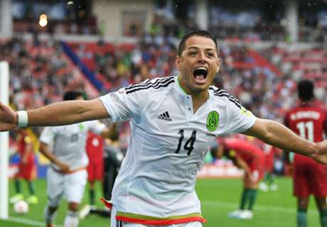 Goal projects Mexico's World Cup squad