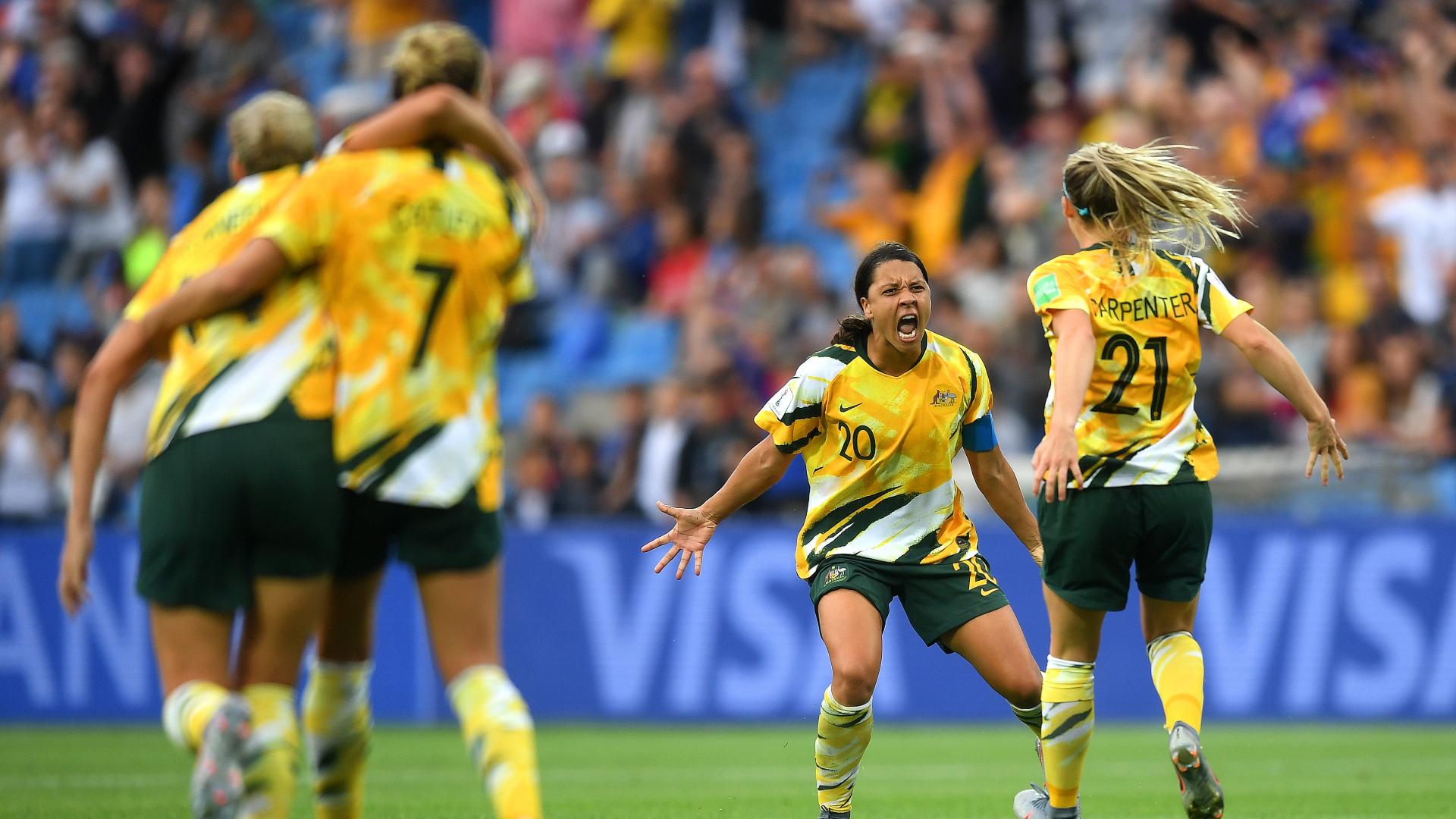 Australia women v Jamaica women: TV channel, live stream