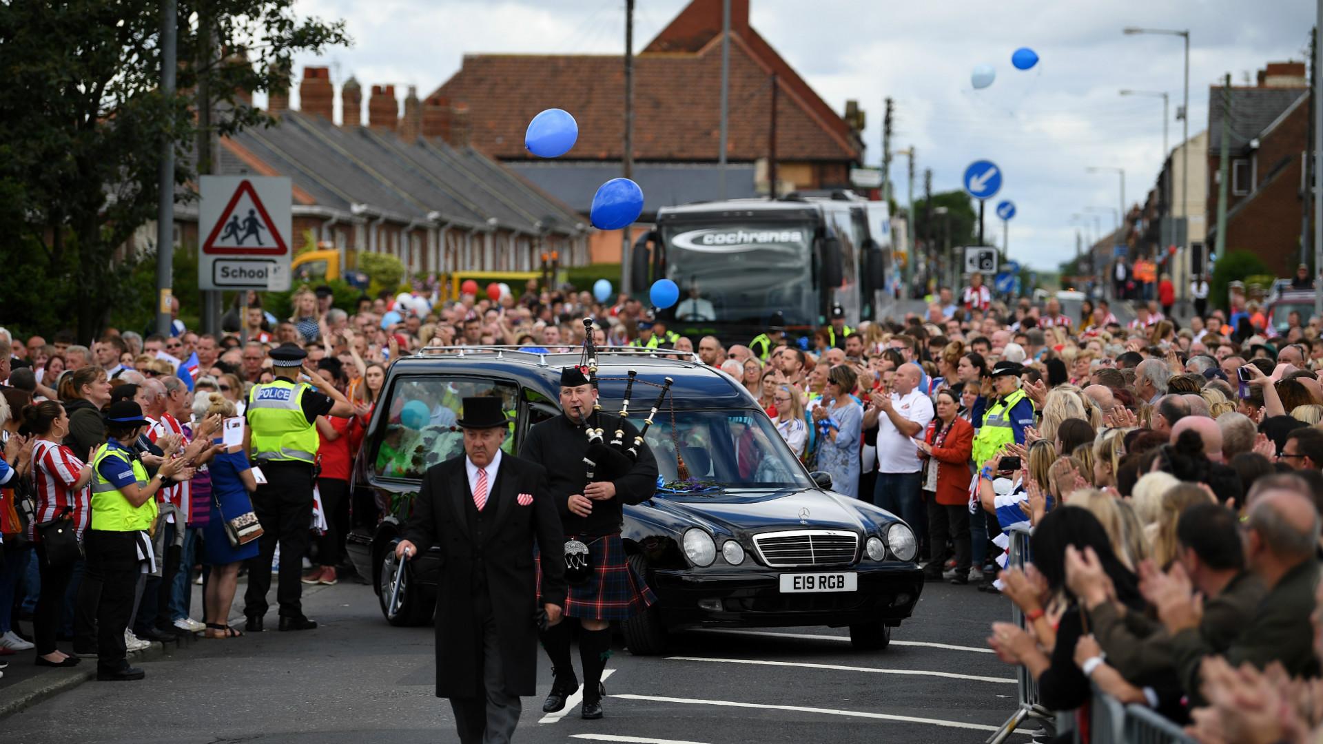 Bradley Lowery funeral