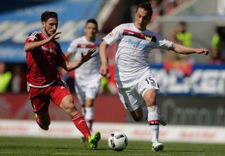 Leverkusen reaccionó a tiempo