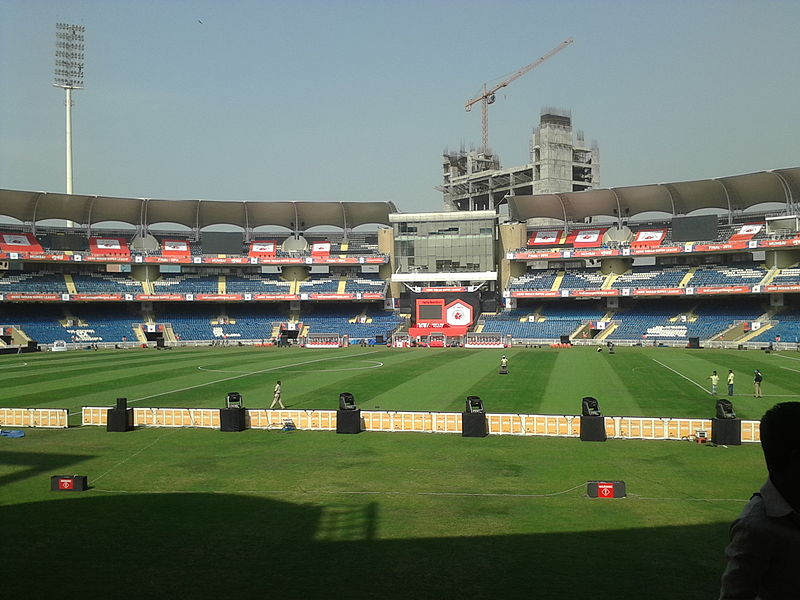 DY Patil Stadium