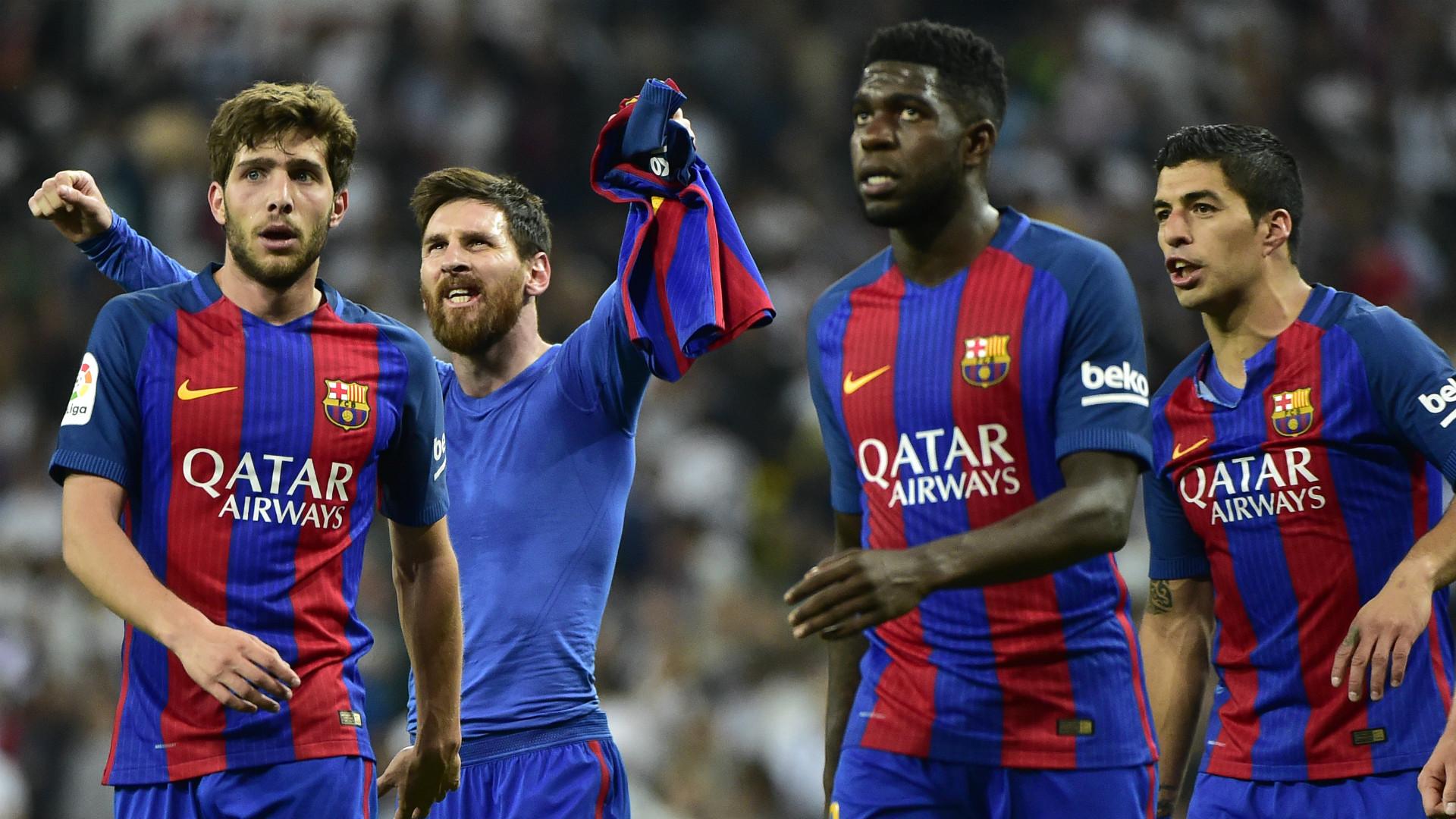Lionel Messi manda mensaje tras la victoria en el Bernabéu