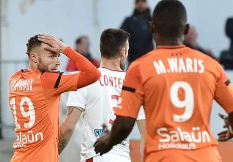 Lorient-Bordeaux 1-1, Les Girondins devront attendre le PSG pour l'Europe
