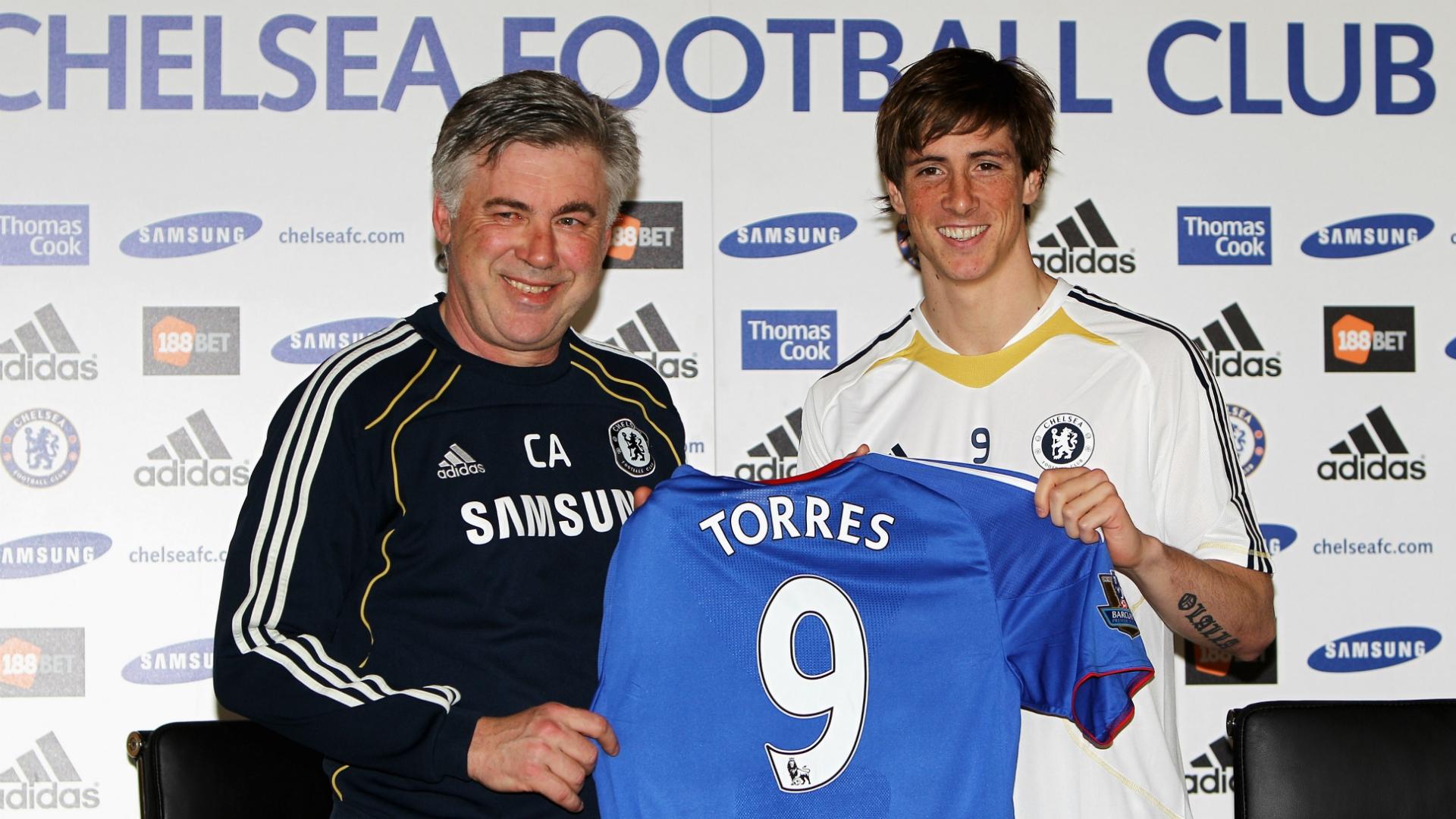 Fernando Torres, Andriy Shevchenko  15 Pembelian Terburuk Chelsea