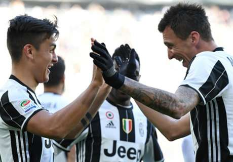 Serie A: Juve locker gegen Lazio
