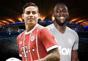 Goal zeigt die größten Transfers des Sommers aus allen europäischen Top-Ligen. Mit dabei sind unter anderem: Alvaro Morata, James Rodriguez und Leonardo Bonucci.
