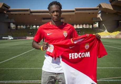 Tielemans, Mboula, Kongolo... L'AS Monaco présente ses recrues