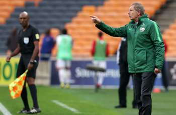 Bafana starting line-up against Paraguay