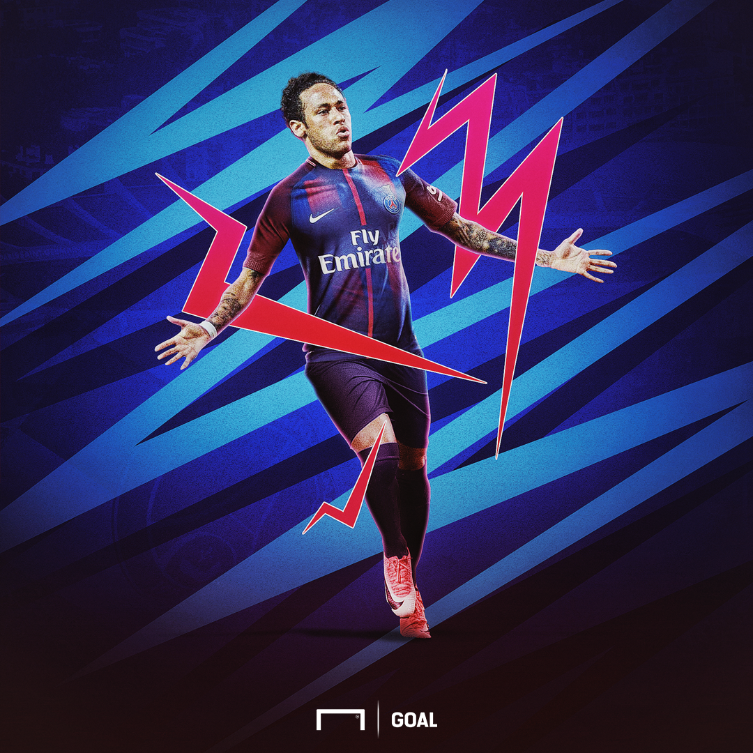 EMBED ONLY Neymar PSG Paris Saint-Germain GFX