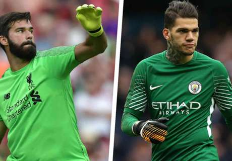 'I like their style' - Van der Sar impressed by Ederson and Alisson