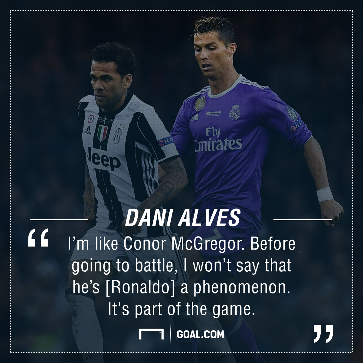 Dani Alves urges teammate Paulo Dybala to leave Juventus