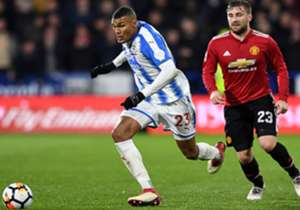 Collins Quaner: Huddersfield Town secured a historic victory over Manchester United in Premier League action earlier in the season, but they fell short in the FA Cup this weekend. The Terriers were defeated 2-0 by the Red Devils on Saturday, with attac...