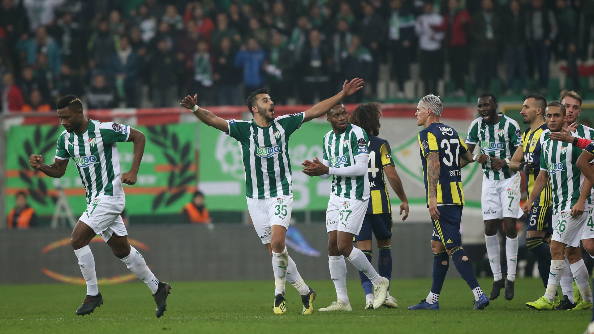 Abdullahi Shehu opens 2019-20 goal account in Bursaspor win