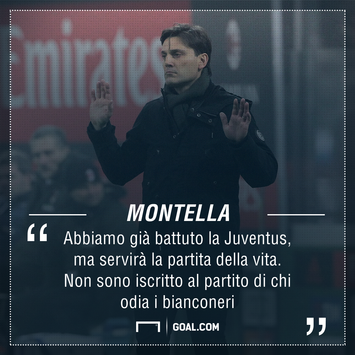 Montella: