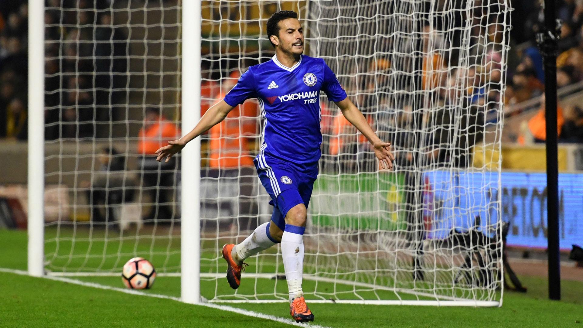 PEDRO | Chelsea | Dù phải chơi ở vị trí trái sở trường (hậu vệ cánh trái) nhưng Pedro vẫn có một màn trình diễn chắc chắn. Không những vậy, anh còn ghi bàn thắng mở tỉ số cho đội nhà.