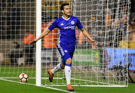 Pedro an FA Cup bully for Chelsea