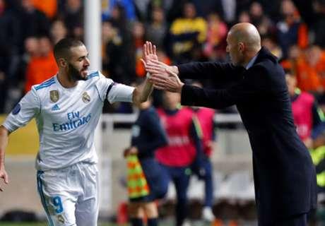 Real Madrid scoort erop los bij APOEL