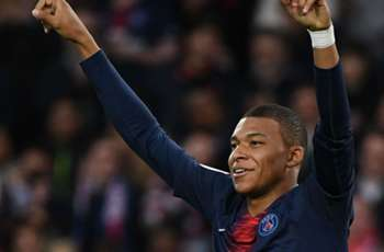 Mbappe breaks another record with 50th goal in Paris Saint-Germain win