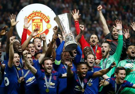 ManUnited holt erstmals die Europa League