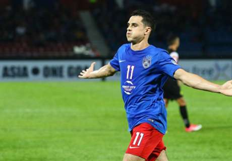 AFC Cup: Narrow first-leg win for Johor