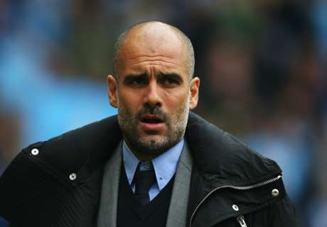 Guardiola to meet City bosses as planned