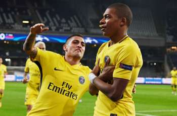 Mbappe becomes Champions League's highest-scoring teenager