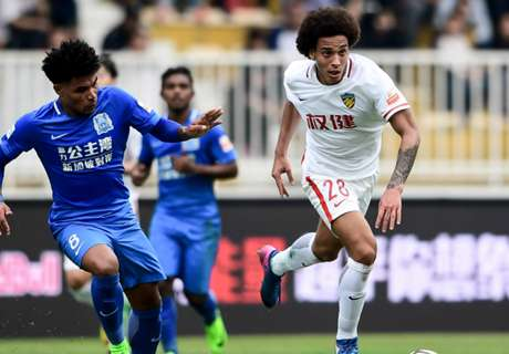 Stamp on Witsel leads to six month ban