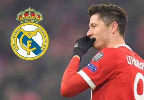 Heynckes rubbishes Lewandowski to Madrid rumours