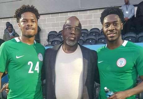 Aina & Akpom dump England for Nigeria